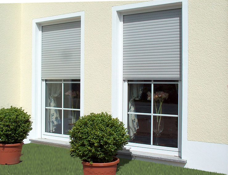 External blinds / Window shutters