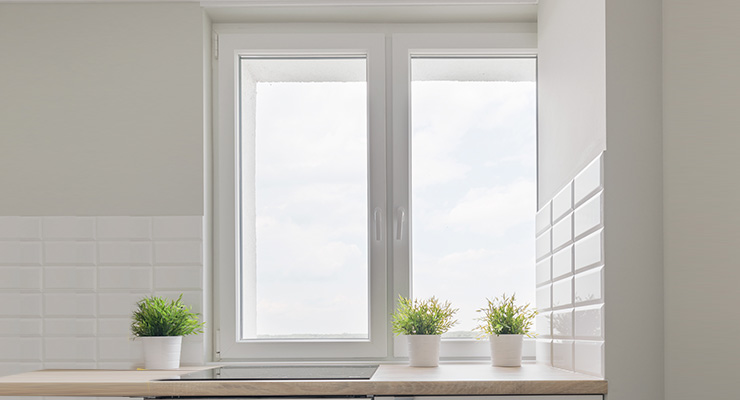 What is window glazing?