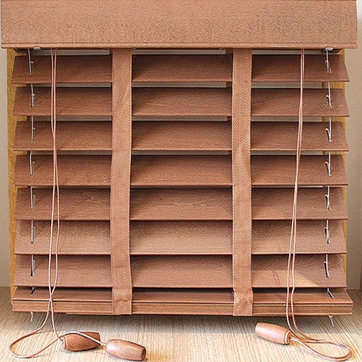 Wood Horizontal Blinds